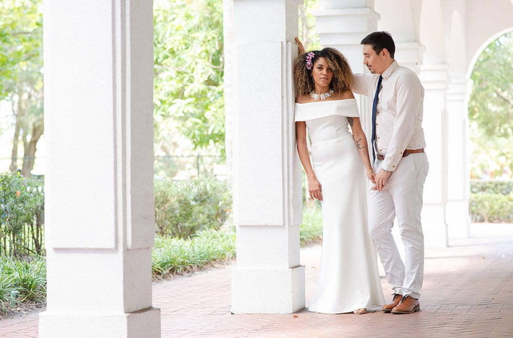 orlando boutique hotel wedding