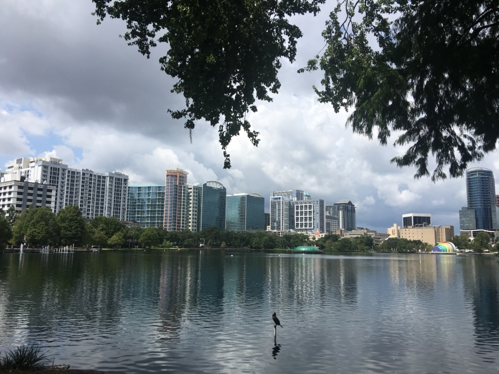 Orlando Boutique Hotel Lake Eola